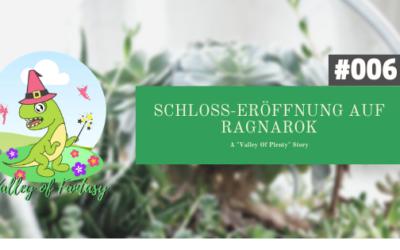 Schloss-Eröffnung auf Ragnarok